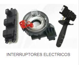SISTEMA ELÉCTRICO / PIEZA HABITÁCULO