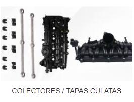 COLECTORES / TAPA BALACINES